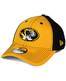 New Era Missouri Tigers Team Front Neo 39THIRTY Cap