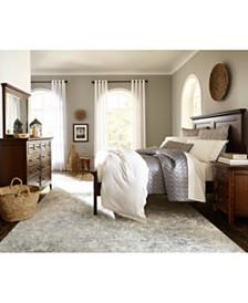 Matteo Bedroom Furniture, 3-Pc. Bedroom Set (Queen Bed, Dresser & Nightstand)