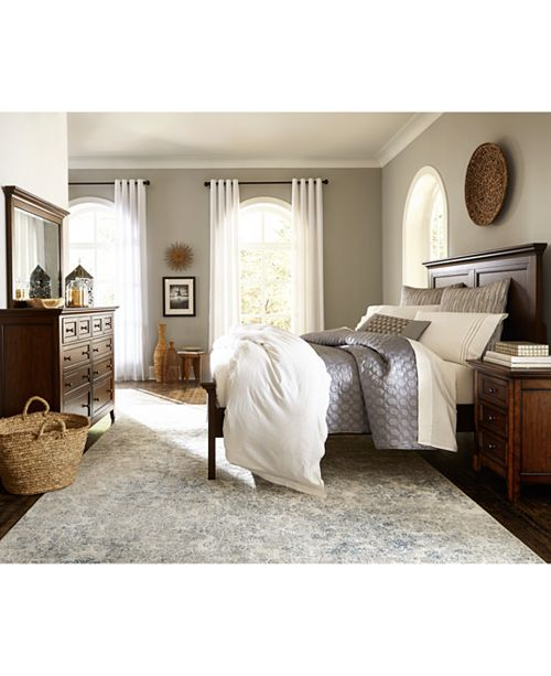 Macys Furniture Clearance: Furniture Matteo Bedroom Furniture Collection, Created For