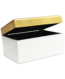 Colorblock Jewelry Box