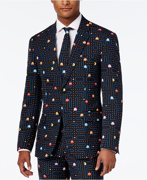 OppoSuits Men's PAC-MAN™ Licensed Suit