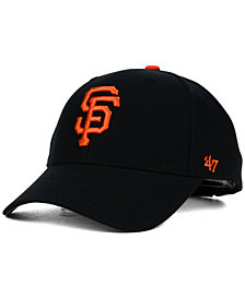 '47 Brand San Francisco Giants MLB On Field Replica MVP Cap