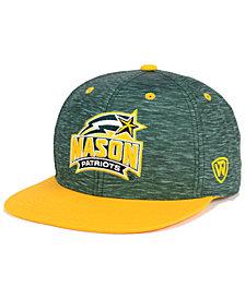 Top of the World George Mason Patriots Energy 2-Tone Snapback Cap
