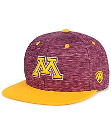 Top of the World Minnesota Golden Gophers Energy 2-Tone Snapback Cap