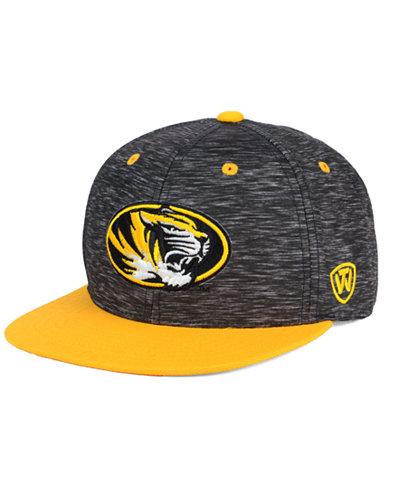 Top of the World Missouri Tigers Energy 2-Tone Snapback Cap