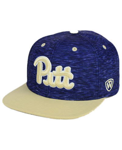 Top of the World Pittsburgh Panthers Energy 2-Tone Snapback Cap