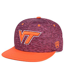 Top of the World Virginia Tech Hokies Energy 2-Tone Snapback Cap