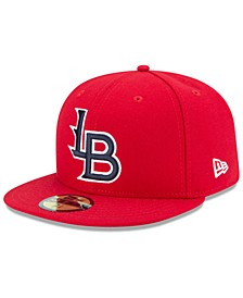 Louisville Bats AC 59FIFTY Fitted Cap