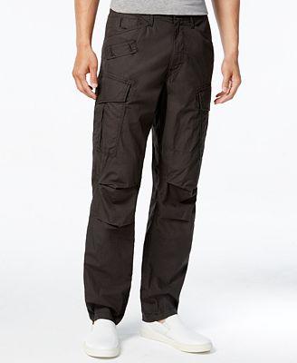 G-Star RAW Men's Raven Tapered Cargo Pants - Pants - Men - Macy's