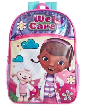 Doc McStuffins Little Girls' or Toddler Girls' Backpack