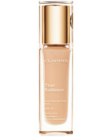 Clarins True Radiance Foundation, 1.1 oz.