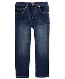 Epic Threads Little Boys' Dark Blue Denim Jeans, Little Boys, Created for Macy's