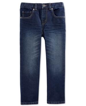 Epic Threads Little Boys Dark Blue Denim Jeans Little Boys (47) Created for Macys
