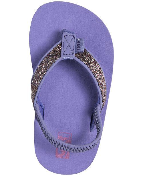 9b07f4ddb4ed ... Teva Toddler Girls  Mush II Flip-Flop Sandals from Finish Line ...