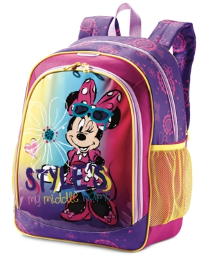 Disney Minnie Mouse Backpack by American Tourister