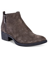 21accb10c52 Kenneth Cole New York Women s Levon Zip-Up Ankle Booties