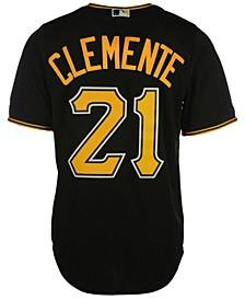 Men's Roberto Clemente Pittsburgh Pirates Cooperstown Replica Jersey