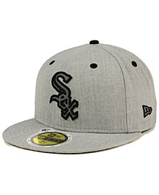 New Era Chicago White Sox Total Reflective 59FIFTY Fitted Cap