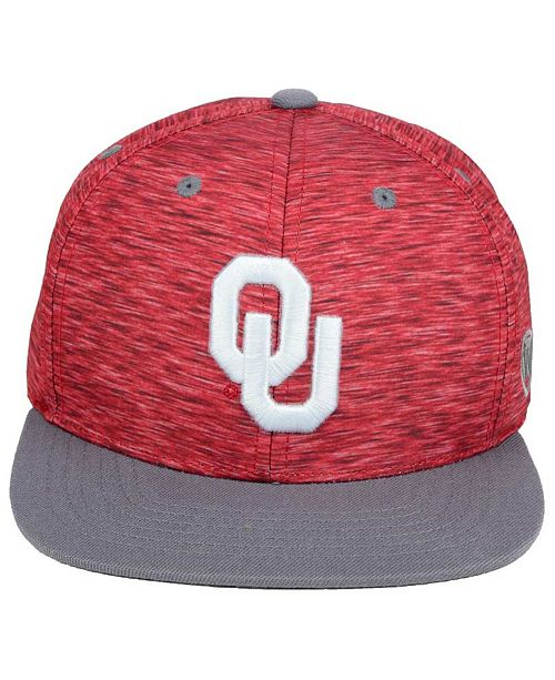 newest 88af7 884f3 ... Top of the World Oklahoma Sooners Energy 2-Tone Snapback Cap ...