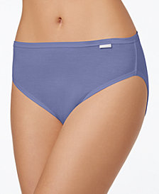 Jockey Elance Supersoft French Cut Brief 2160, Created for Macy's