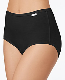 Jockey Elance Supersoft Brief 2161, Created for Macy's, also available in extended sizes