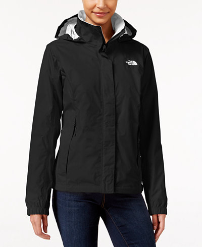 The North Face Resolve Waterproof Jacket - Jackets - Women - Macy's