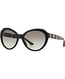 Versace Sunglasses, VE4306Q 56
