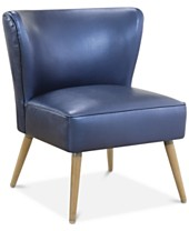 Blue Chairs Amp Recliners Macy S