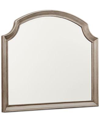Kelly Ripa Home Hayley Bedroom Landscape Mirror