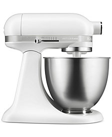 KitchenAid®  KSM3311X  3.5 Quart  Artisan® Mini Stand Mixer