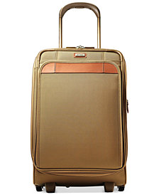"Hartmann Ratio Classic Deluxe 22"" Global Carry-On Rolling Suitcase"