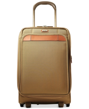 """Hartmann Ratio Classic Deluxe 22"""" Global Carry-On Rolling Su"""
