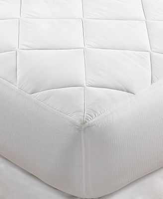 Dream Science by Martha Stewart Collection Allergy Sleep System AAFA™ Certified Mattress Pads, Only at Macy's