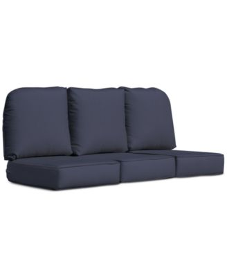 Monterey & Sandy Cove Outdoor Sofa Replacement Sunbrella® Cushion