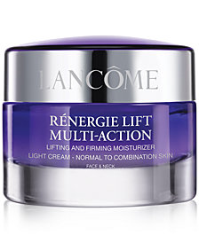 Lancôme Rénergie Lift Multi-Action Lifting and Firming Light Moisturizer Cream, 1.7 oz.