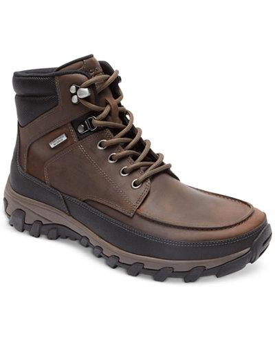 Rockport Men's Cold Springs Plus Moc Waterproof Boots