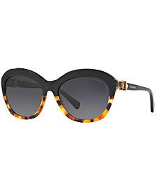 Coach Polarized Sunglasses, HC8184