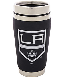 Hunter Manufacturing Los Angeles Kings 16oz Stainless Steel Travel Tumbler