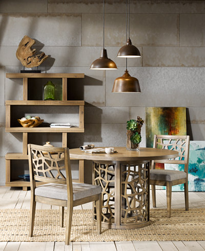Crackle Dining and Living Room Collection, Quick Ship