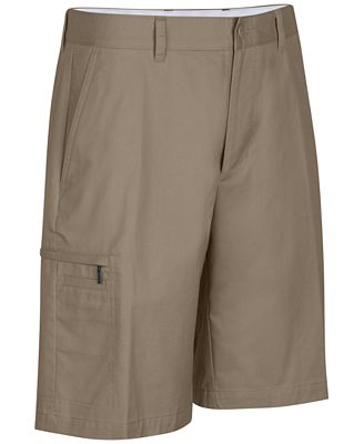 Greg Norman for Tasso Elba Men's 5 Iron Performance Golf Shorts ...