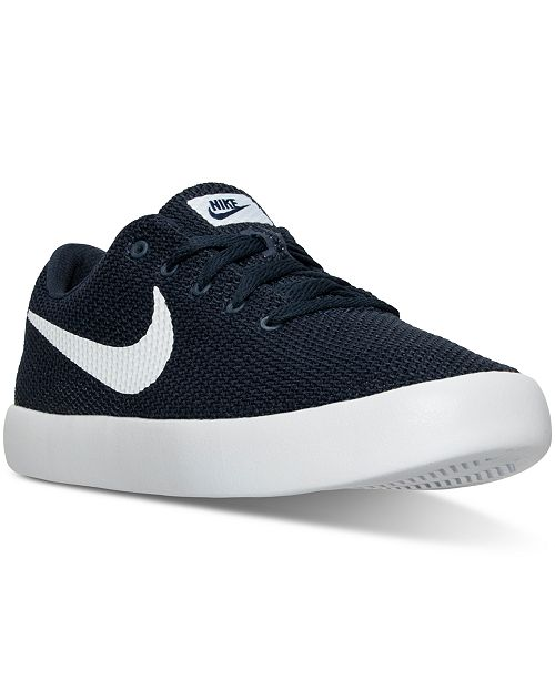 super popular 94580 0fc38 ... Nike Men s Essentialist Casual Sneakers from Finish ...