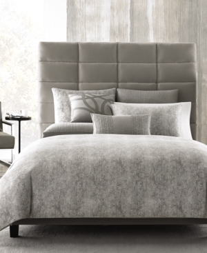Hotel Collection Eclipse FullQueen Duvet Cover Created for Macys Bedding