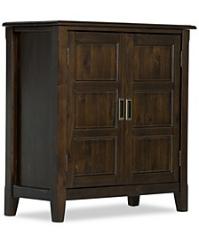 Hampstead Low Storage Cabinet, Quick Ship