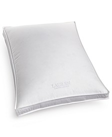 CLOSEOUT! White Down Firm Density Standard Gusset Pillow, Certified Asthma and Allergy Friendly™