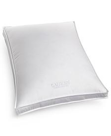 Lauren Ralph Lauren White Down Firm Density Standard Gusset Pillow, Certified Asthma and Allergy Friendly™