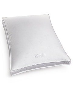 Lauren Ralph White Down Pillow Certified Asthma And