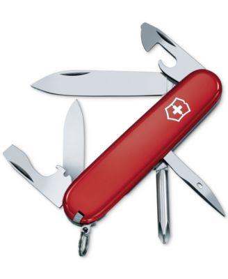 Victorinox Swiss Army Tinker Red Pocket Knife 53101