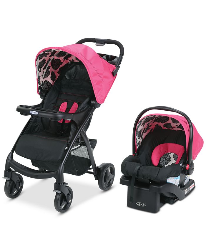 Graco - Baby Verb Click Connect Travel System