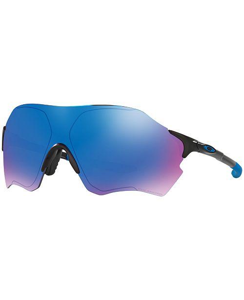 Oakley Polarized Evzero Range Sunglasses, OO9327