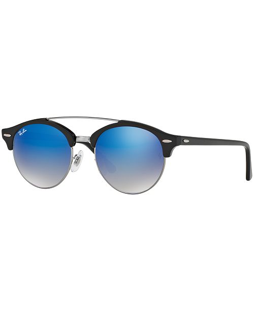 e238f1ddf4 ... Ray-Ban CLUBROUND DOUBLE BRIDGE Sunglasses